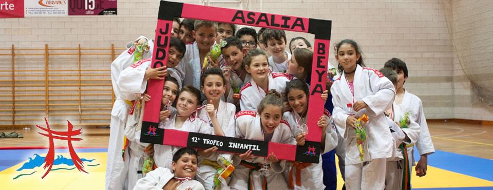 2 - Club de judo Asalia Beya de Gijón