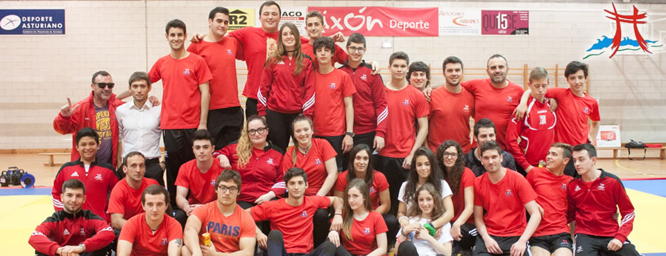 3 - Club de judo Asalia Beya de Gijón