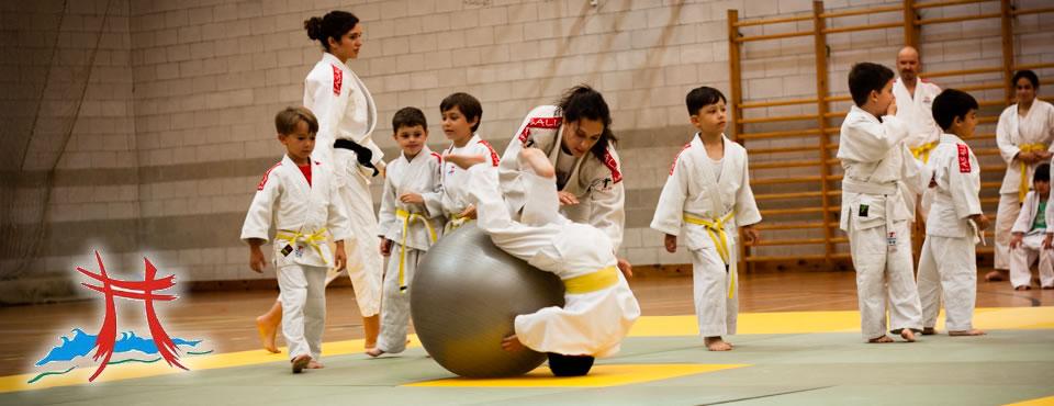 4 - Club de judo Asalia Beya de Gijón