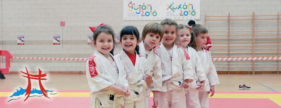 6 - Club de judo Asalia Beya de Gijón