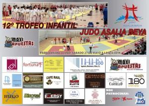 Cartel Judo Asalia 2017 WEB